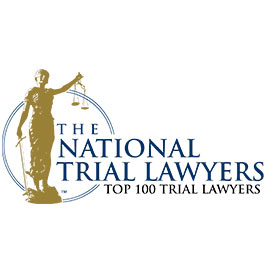 The national Trial Lawyers Top 100 Trial lawers